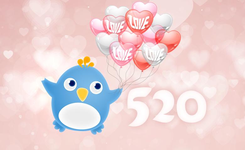 520动漫人物表白图片