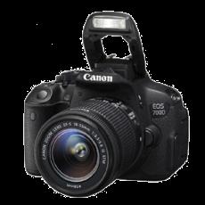佳能(Canon)EOS 700D 单反套机