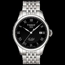 天梭手表 力洛克系列机械男表