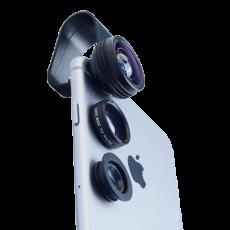 手机镜头 无暗角鱼眼广角微距